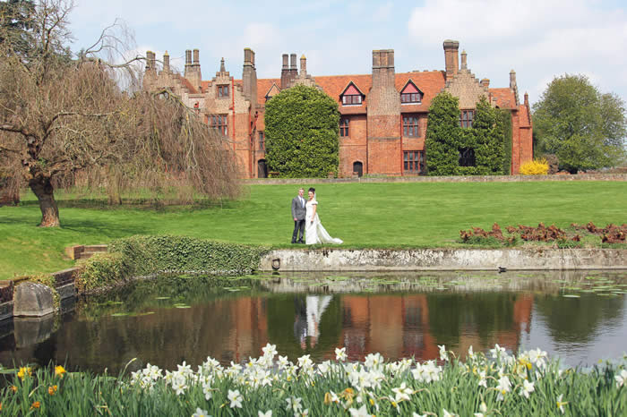 Ingatestone Hall Essex - perfect venue for your wedding day