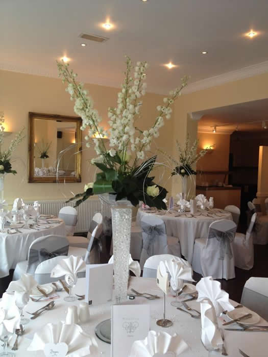 Essex wedding flowers