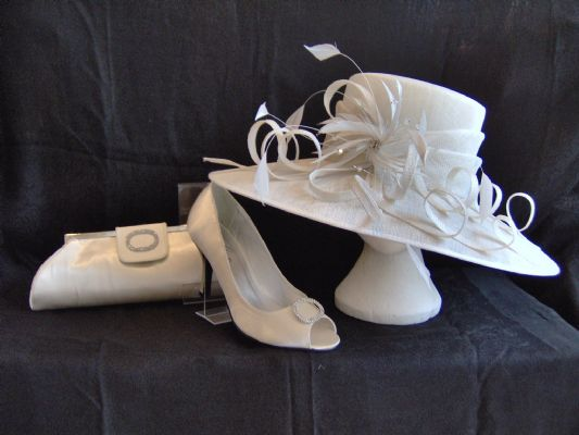 Wedding accessories by Essex hat company